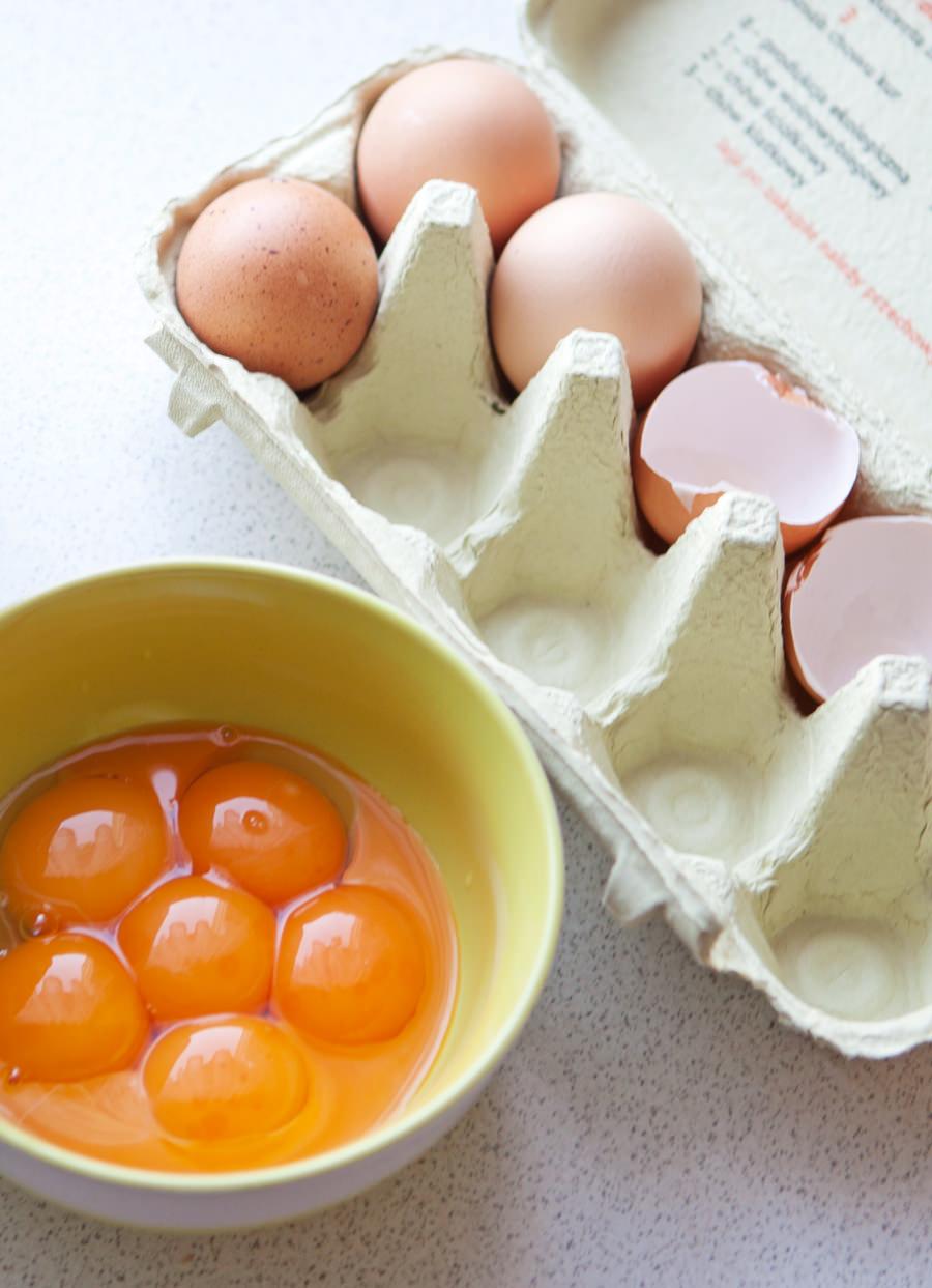 zdjęcie jajek