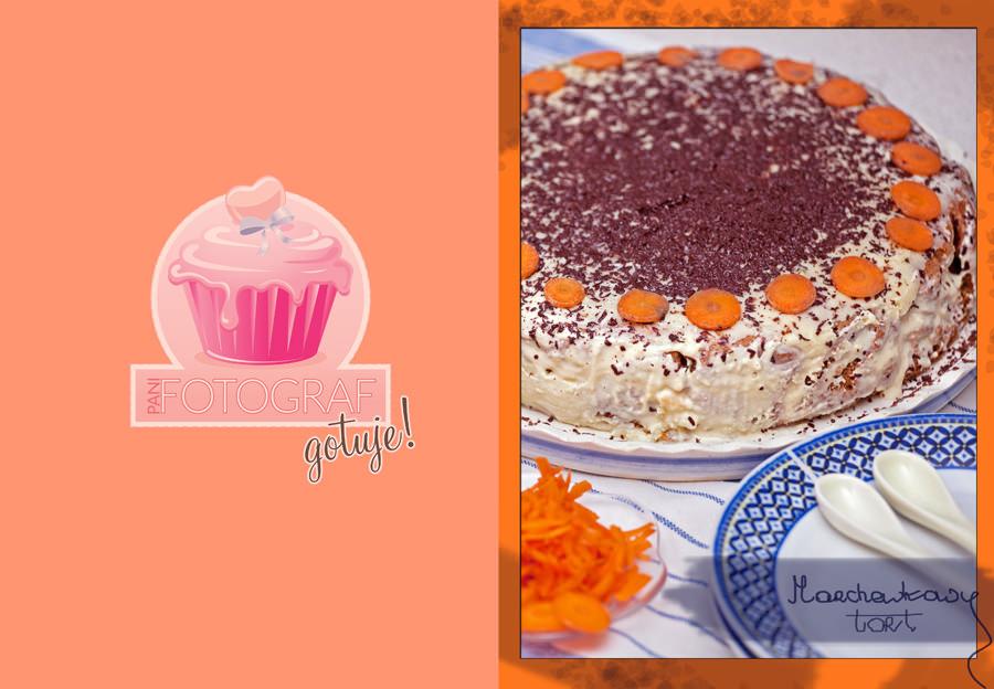 ciasto marchewkowe, zdjęcia