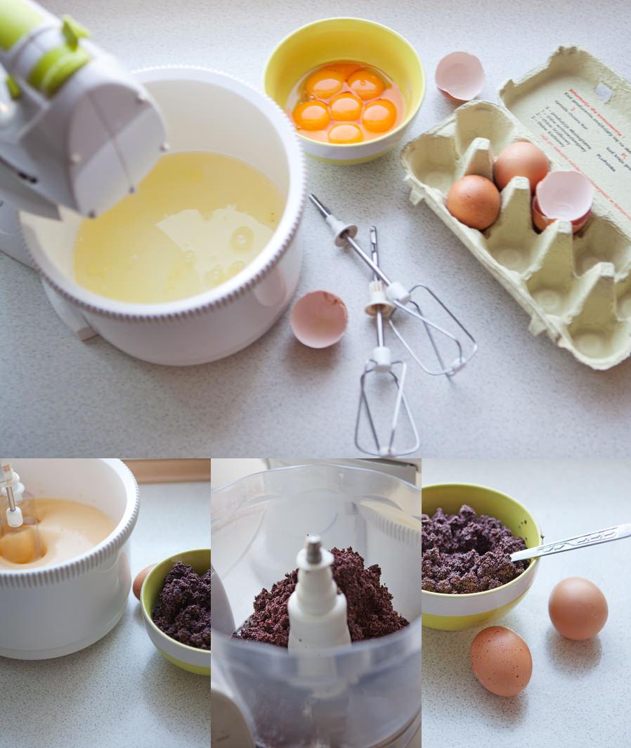 fotografia składniki do ciasta