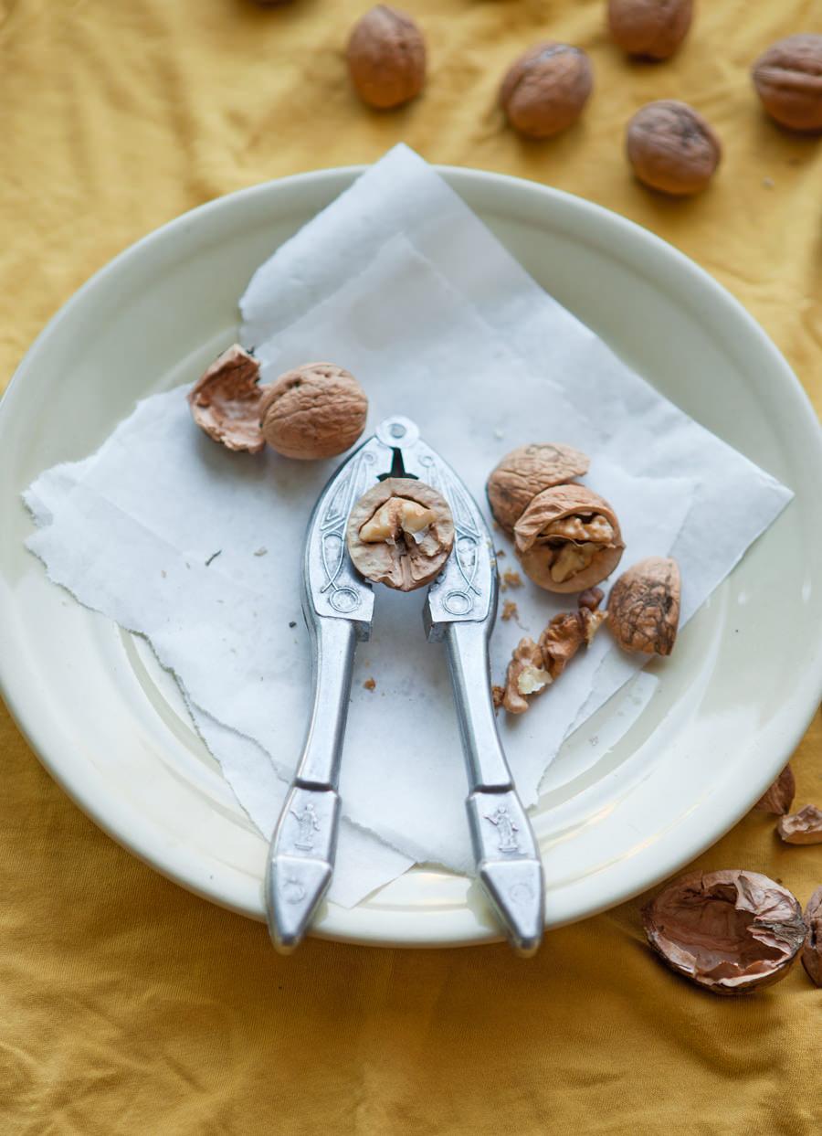 ciasto snickers fotografia