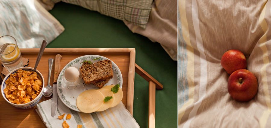 zdjęcie domowy chleb