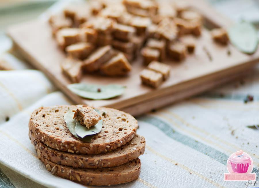 zdjęcia, grzanki z chleba, zdjęcia potraw