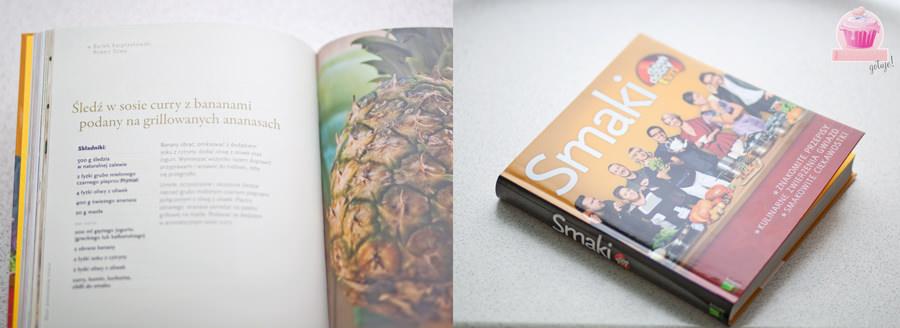 zdjęcia książki kucharskiej
