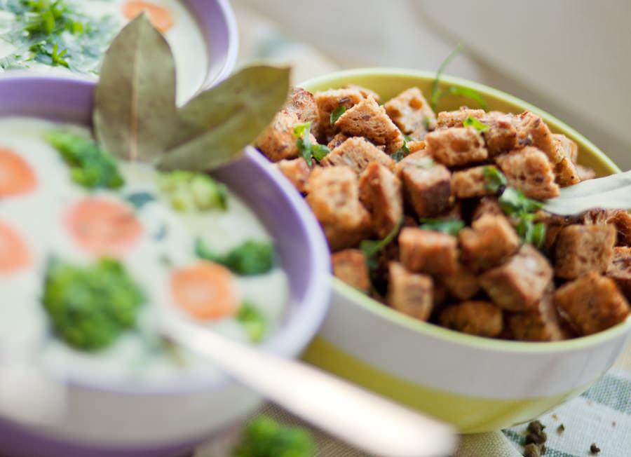 pyszna zupa brokółowa