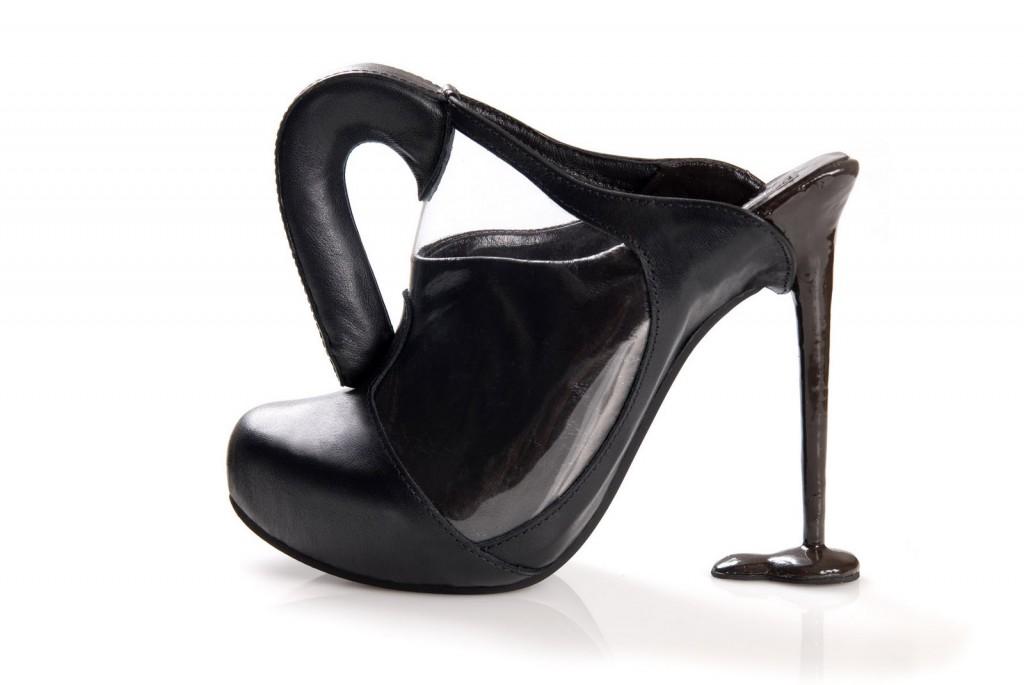 zabawne zdjęcie butów