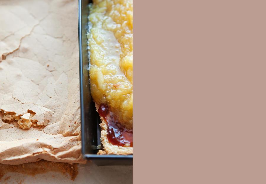 fotografia kulinarna biszkopt