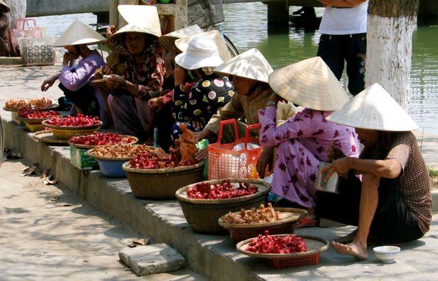 fotografia Wietnam, jedzenie