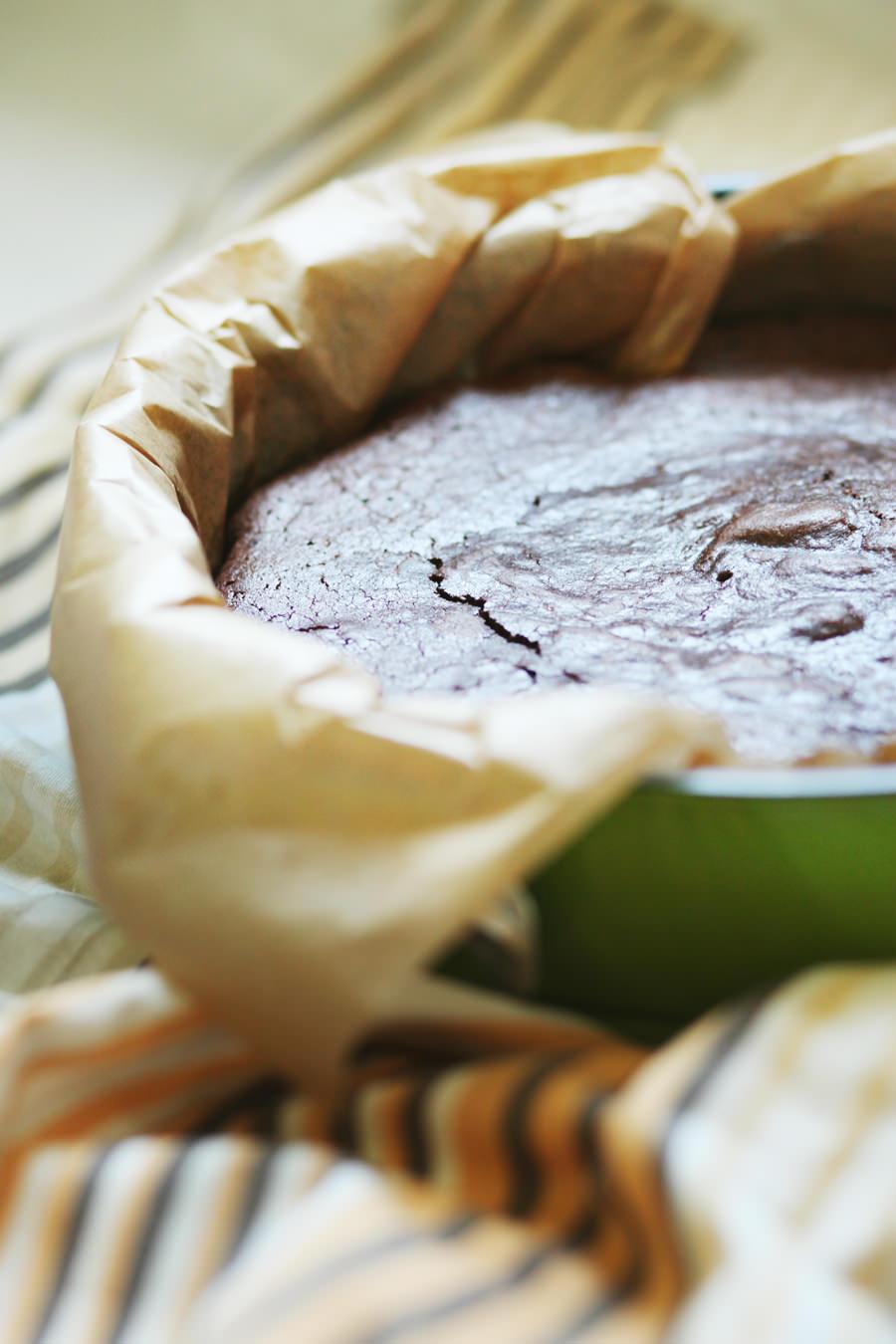 fotografia kulinarna ciasto czekoladowe