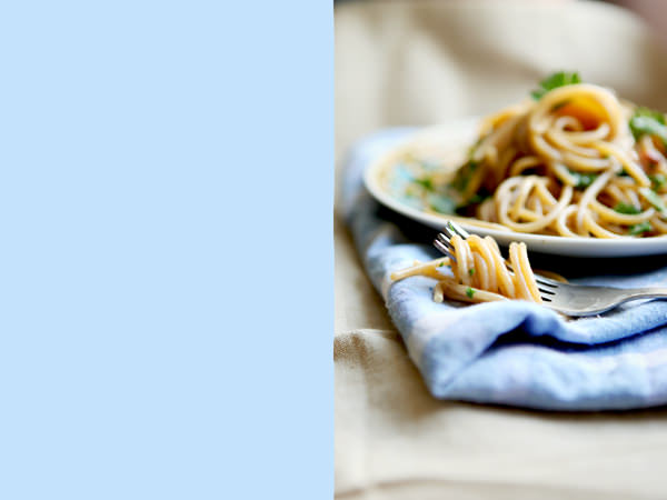 fotografia kulinarna spaghetti carbonara