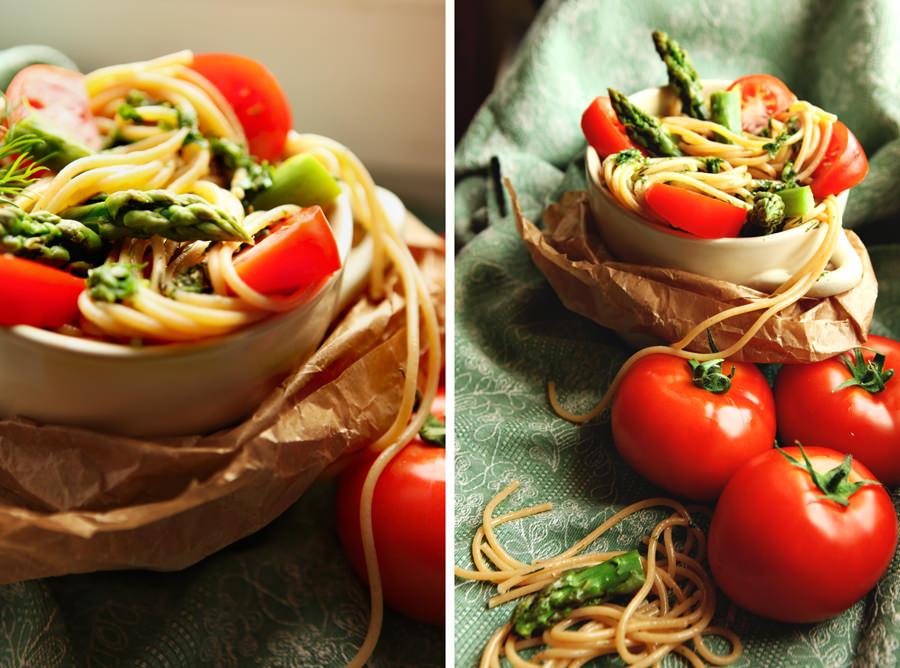 przepis na szparagi zdjęcie kulinarne