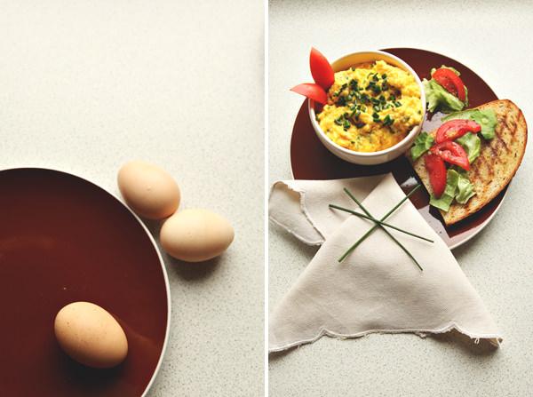 zdjęcie jajecznicy
