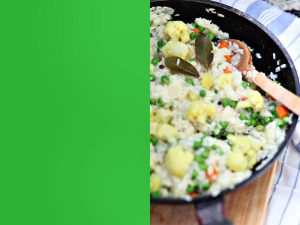 zdjęcie risotto z warzywami
