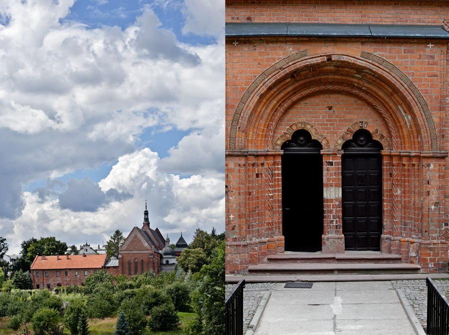 zdjęcie najstarszego kościoła w Sandomierzu