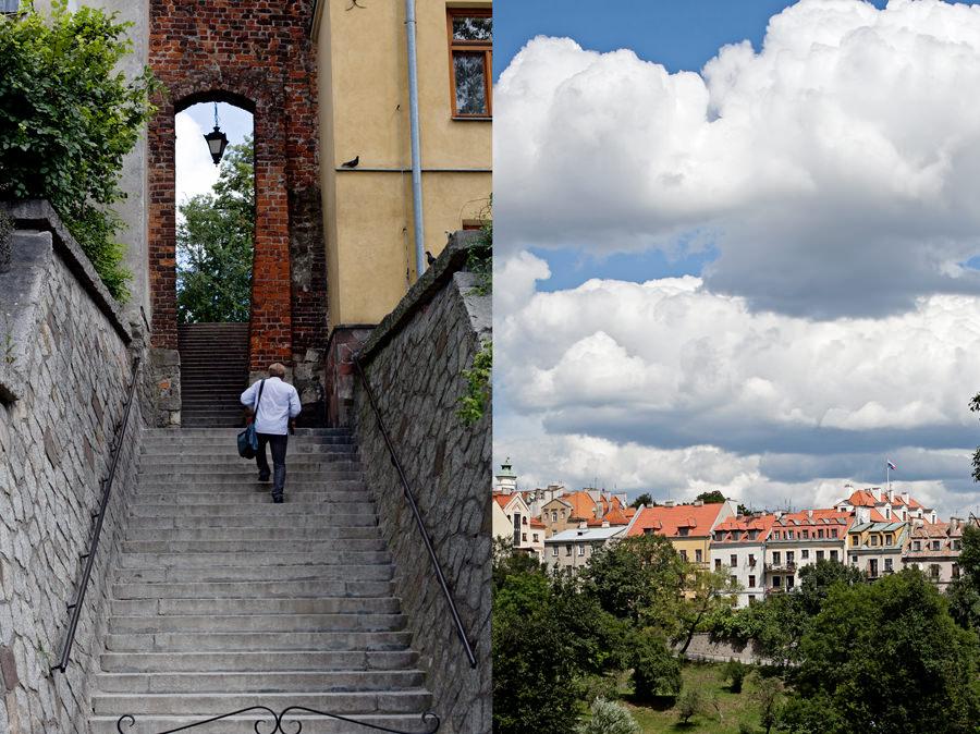 zdjęcie zabytków w Sandomierzu