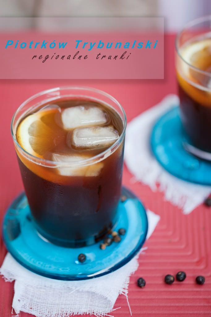 zdjęcia kulinarne - orzeźwiający drink z