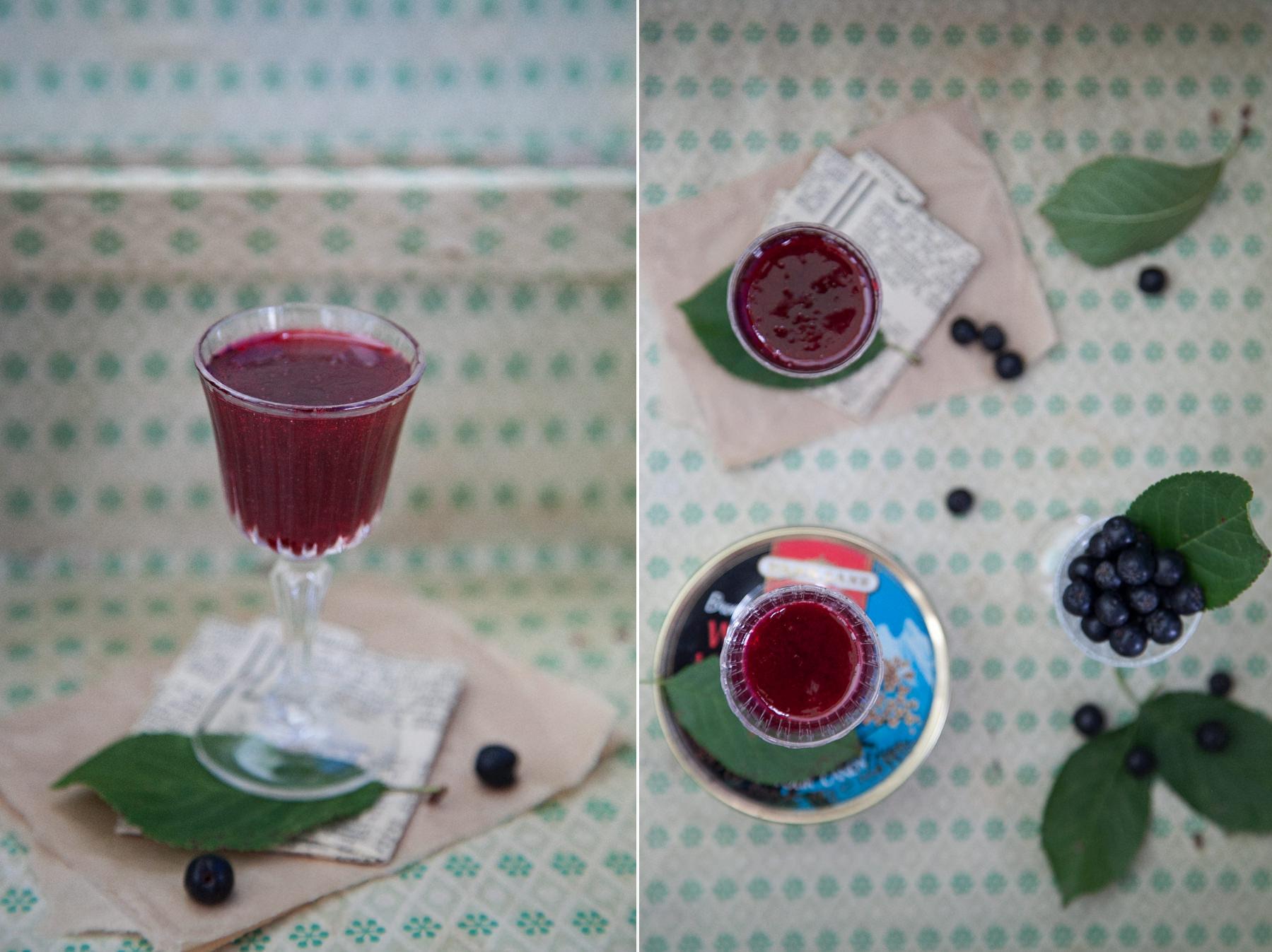 zdjęcia aronia owoce