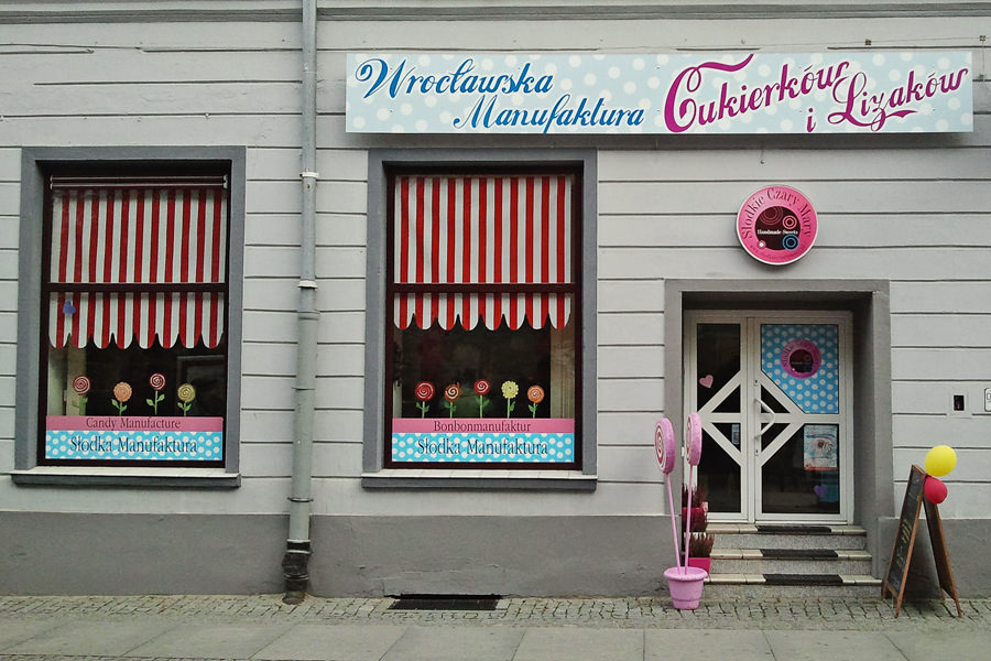słodkości we Wrocławiu