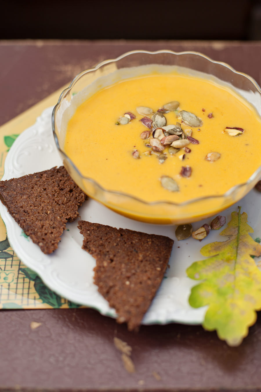 zupa z dyni zdjęcie