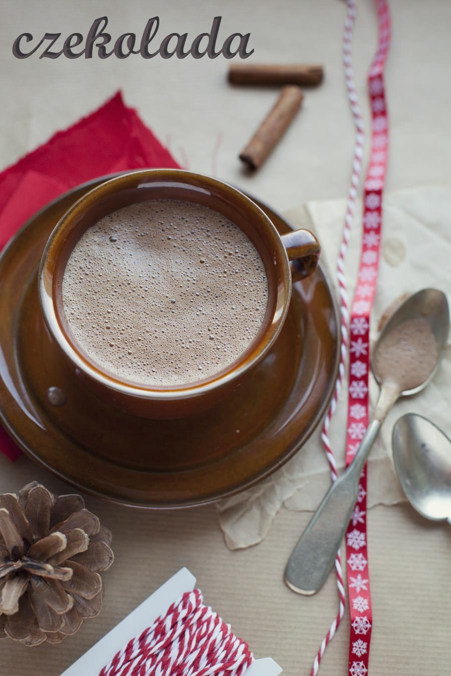 gorąca czekolada lux