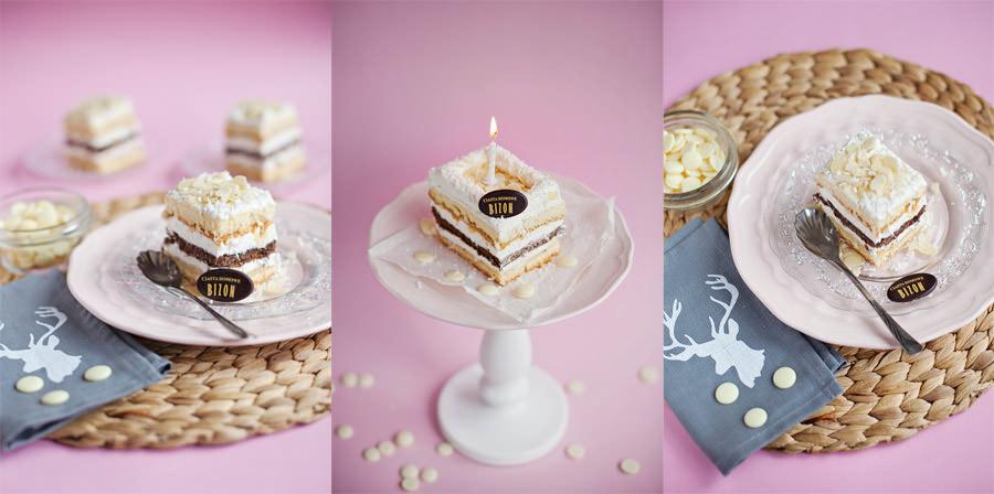 fotografia kulinarna tort