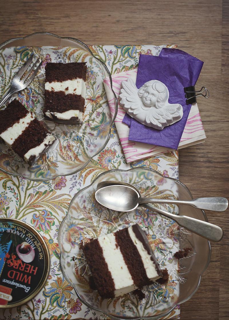 ciasto biała dama zdjęcia