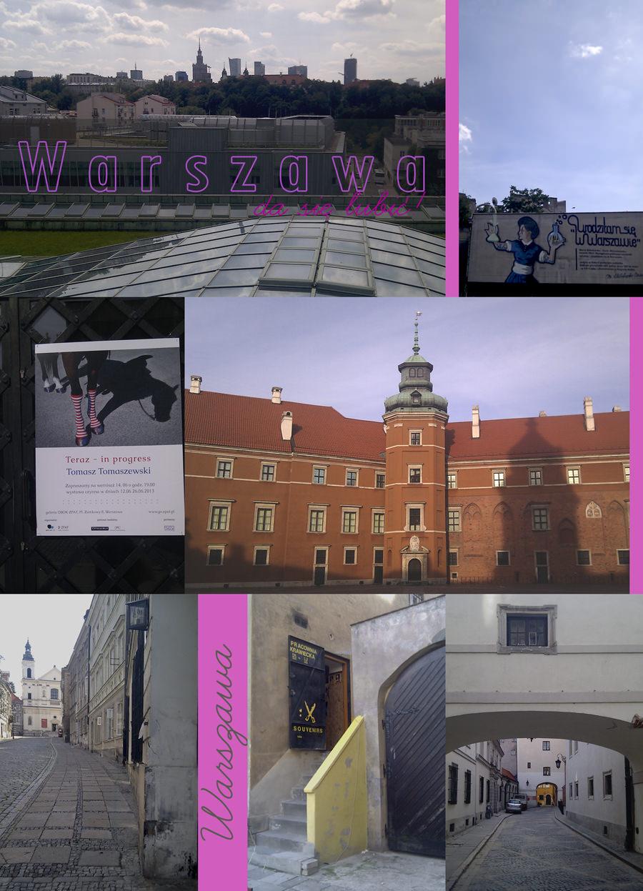 Zdjęcia z Warszawy