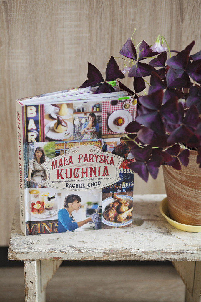 Mała paryska kuchnia książka kucharska