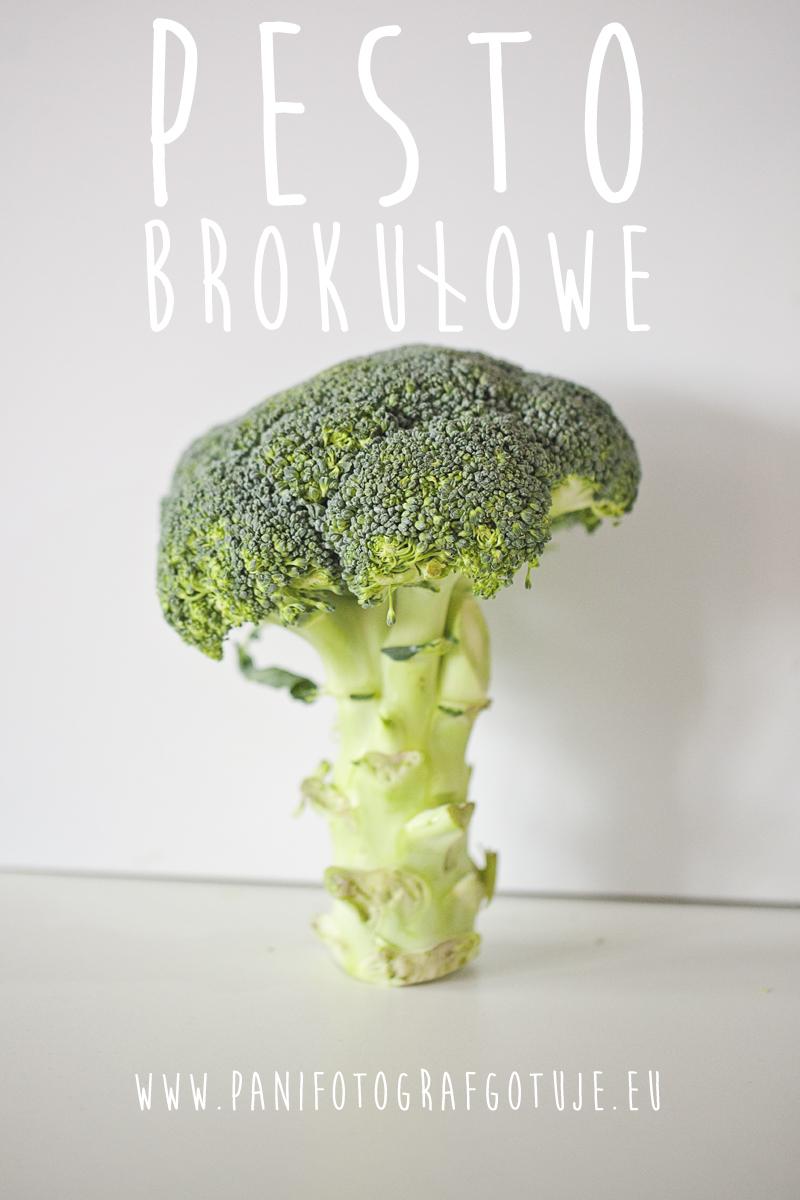 pesto z brokułowe przepis