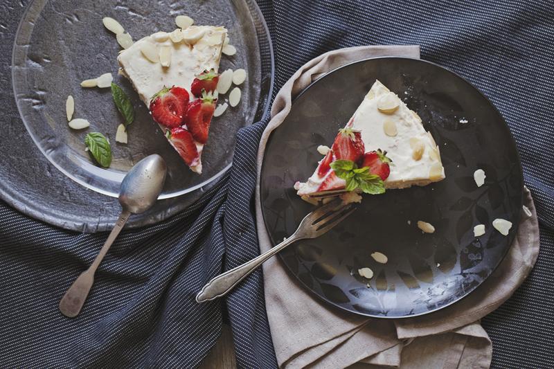tort truskawkowy pyszny