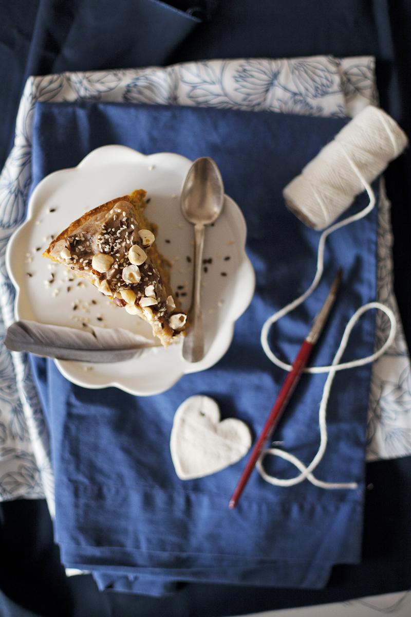 ciasto z płatków owsianych
