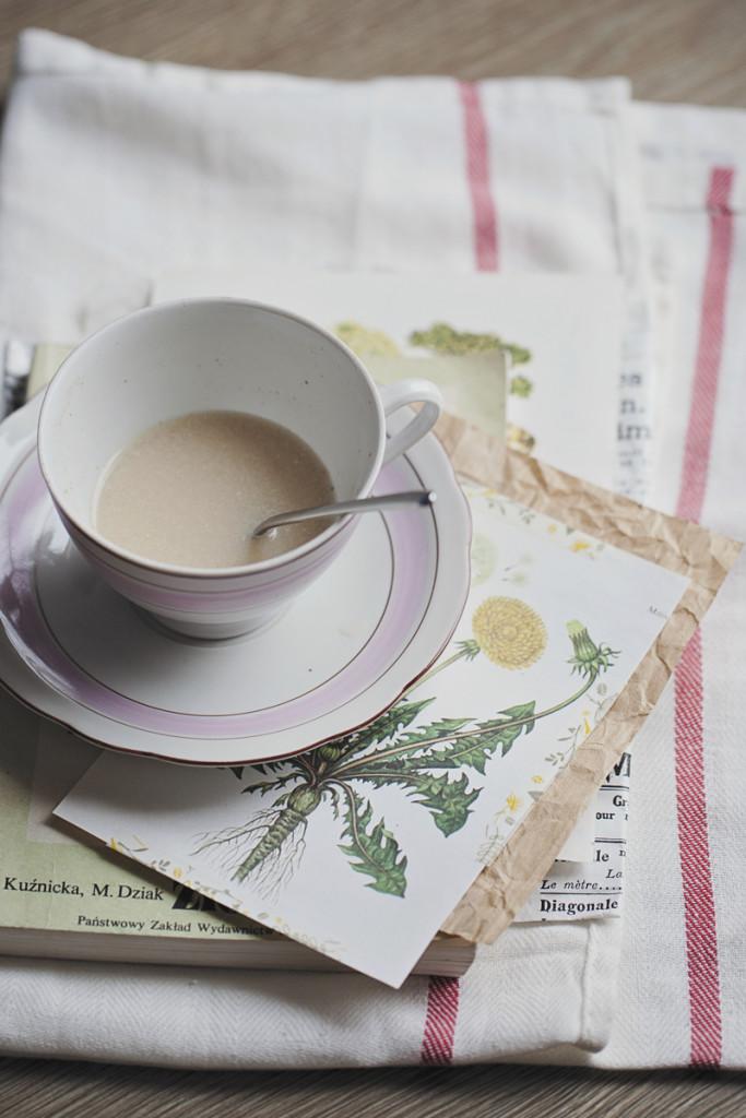 kawa z mniszka lekarskiego