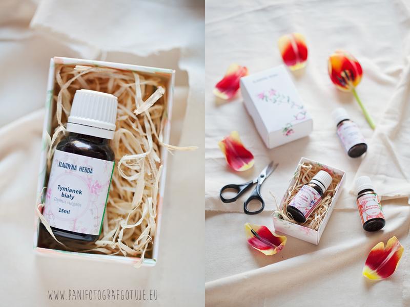 olejki aromaterapeutyczne